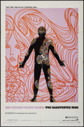 "Movie Posters:Science Fiction, The Illustrated Man (Warner Brothers, 1969). One Sheet (27"" X 41"").Science Fiction.. ..."