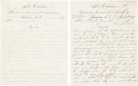 Tombstone, Arizona: Two Documents of Early Storekeeper