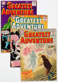Silver Age (1956-1969):Adventure, My Greatest Adventure Group of 12 (DC, 1956-63) Condition: Average VG.... (Total: 12 Comic Books)
