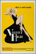 """Movie Posters:Adult, Velvet High & Others Lot (Pegasus Films, 1981). One Sheets (3) (27"""" X 41""""). Adult.. ... (Total: 3 Items)"""