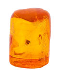 Amber, Amber with Inclusions. Succinite. Baltic Coast. Russia. 1.17 x 0.92 x 0.96 inches (2.96 x 2.34 x 2.43 cm). ...