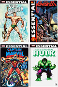 Modern Age (1980-Present):Superhero, Essential Marvel Series Superhero Group of 11 (Marvel, 2000s)Condition: Average NM-.... (Total: 11 Comic Books)