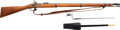 Long Guns:Muzzle loading, Contemporary 1853 Enfield Percussion Musket with Bayonet....