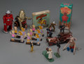 Paintings, A Group of Sixteen Miscellaneous Toys, early to mid 20th century. ... (Total: 16 Items)