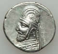 Ancients:Oriental, Ancients: PARTHIAN KINGDOM. Mithradates III (ca. 87-79 BC) or Orodes I (90-80 BC). AR drachm (4.10 gm)....
