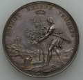 German States:Augsburg, German States: Augsburg. Free City silver Medal ND (ca. 1700) Choice AU,...