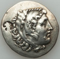 Ancients:Greek, Ancients: MACEDONIAN KINGDOM. Alexander III the Great (336-323 BC).AR tetradrachm (16.50 gm)....
