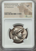 Ancients:Greek, Ancients: SELEUCID KINGDOM. Antiochus II Theos (261-246 BC). ARtetradrachm....