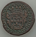 Angola, Angola: Portuguese Colony Trio of Large Coppers,... (Total: 3coins)