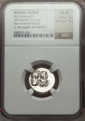 Ancients:Greek, Ancients: MOESIA. Istrus. Ca. 4th Century BC. AR drachm (6.51gm)....