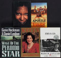 Miscellaneous Collectibles:General, Entertainment Notables Signed Books Lot of 5....