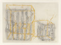 Fine Art - Work on Paper:Print, Robert Craig Kauffman (American, 1932-2010). CK-1, from the In Barcelona portfolio, 1988. Etching in colors on wove ...