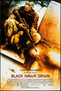 "Movie Posters:War, Black Hawk Down & Others Lot (Sony, 2001). One Sheets (3)(approx. 27"" X 39.5""). War.. ... (Total: 3 Items)"
