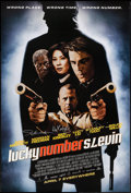 "Movie Posters:Crime, Lucky Number Slevin (MGM, 2006). Autographed One Sheet (27"" X 40"")DS Advance. Crime.. ..."