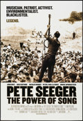 """Movie Posters:Documentary, Pete Seeger: The Power of Song & Others Lot (Weinstein, 2007). One Sheets (6) (27"""" X 40) SS & Video Poster (27"""" X 39.75""""). ... (Total: 7 Items)"""