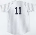 Baseball Collectibles:Uniforms, 2000's Hector Lopez Game Worn New York Yankees Old-Timers' Day Jersey. ...
