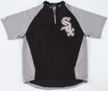 Baseball Collectibles:Others, Circa 2015 Robin Ventura Game Worn Chicago White Sox Jacket. ...