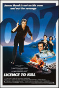 "Movie Posters:James Bond, Licence to Kill (United Artists, 1989). International One Sheet (26.75"" X 39.75"") SS. James Bond.. ..."