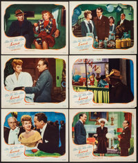"""Lured (United Artists, 1947). Lobby Cards (6) (11"""" X 14""""). Mystery. ... (Total: 6 Items)"""