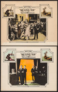 """Movie Posters:Comedy, The Love Toy (Warner Brothers, 1926). Lobby Cards (2) (11"""" X 14""""). Comedy.. ... (Total: 2 Items)"""