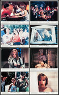 """Movie Posters:Horror, Friday the 13th Part II (Paramount, 1981). Mini Lobby Card Set of 8 & Photos (8) (8"""" X 10""""). Horror.. ... (Total: 16 Items)"""