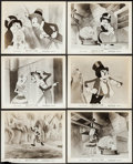 """Movie Posters:Animation, Mr. Bug Goes to Town (NTA, R-1959). Photos (13) (8"""" X 10"""") Reissue Title: Hoppity Goes to Town. Animation.. ... (Total: 13 Items)"""