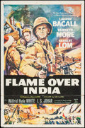 "Movie Posters:Adventure, Flame Over India & Others Lot (20th Century Fox, 1960). OneSheets (8) (27"" X 41"") & Three Sheets (3) (approx. 41"" X 79"").A... (Total: 11 Items)"