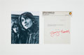 Music Memorabilia:Autographs and Signed Items, Beatles - George Harrison Typed Document Signed on Apple Corps LtdLetterhead (UK, July 12, 1968). ...