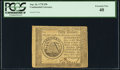 Colonial Notes:Continental Congress Issues, Continental Currency September 26, 1778 $50 PCGS Extremely Fine40.. ...