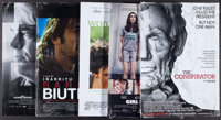 """A Most Wanted Man & Others Lot (Lions Gate, 2014). Sealed Mini Poster Packets (5) (approx. 13.5"""" X 20""""). C..."""
