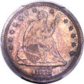Seated Quarters, 1878-S 25C MS64 PCGS....