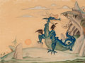 Animation Art:Concept Art, The Reluctant Dragon Concept/Story Art (Walt Disney, 1941)....