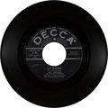 """Music Memorabilia:Recordings, Beatles - Tony Sheridan and the Beat Brothers """"My Bonnie"""" 45(Canada - Decca 31382, 1962), Incredibly Rare, Finest CopyKnown...."""