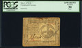Colonial Notes:Continental Congress Issues, Continental Currency May 9, 1776 $2 PCGS Apparent Very Fine 30.....
