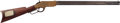 Long Guns:Lever Action, Historic Engraved Henry Model 1860 Lever Action Rifle with History Related to American Civil War General Edward McCook and Haw...
