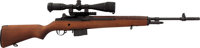 U.S. Springfield Armory M1A Semi-Automatic Rifle and Centerpoint Scope