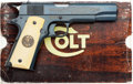 Handguns:Semiautomatic Pistol, Boxed Colt World War I Commemorative Semi-Automatic Pistol withFactory Letter....