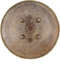 18th Century Indo-Persian Dhal (Sipar)