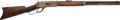 Long Guns:Lever Action, Winchester Model 1876 Lever Action Sporting Rifle....