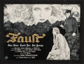 """Movie Posters:Fantasy, Faust by Timothy Pittides (Timothy Pittides, 2016). Autographed Numbered Limited Edition Screen Print Poster (18"""" X 24""""). Fa..."""