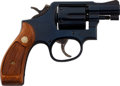 Handguns:Double Action Revolver, Boxed Smith & Wesson Model 10-7 Peru Police Double Action Revolver....