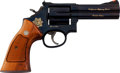 Handguns:Double Action Revolver, Boxed Smith & Wesson Model 586-3 Limited Edition California Highway Patrol Double Action Revolver....