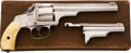 Handguns:Double Action Revolver, Boxed Merwin Hulbert Medium Frame Double Action Revolver....
