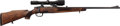 Long Guns:Bolt Action, Steyr Mannlicher Model M Bolt Action Rifle with TelescopicSight....