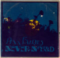 Music Memorabilia:Recordings, Pink Fairies Never Never Land Stereo LP (UK - Polydor 2383045, 1971)....