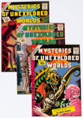 Silver Age (1956-1969):Science Fiction, Mysteries of Unexplored Worlds Group of 8 (Charlton, 1964-65).... (Total: 8 Comic Books)