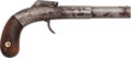 Handguns:Target / Single Shot Pistol, Manhattan Top Hammer Single Shot Pistol....