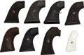 Arms Accessories:Tools, Lot of Seven Pair of Colt Grips.... (Total: 7 )