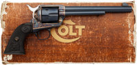 Boxed 3rd Generation Colt Single Action Army Revolver