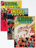 Silver Age (1956-1969):Science Fiction, Unusual Tales #37-49 Group (Charlton, 1964-65) Condition: AverageVF.... (Total: 13 Comic Books)